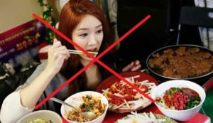 Makanan pedas penyebab radang tenggorokan